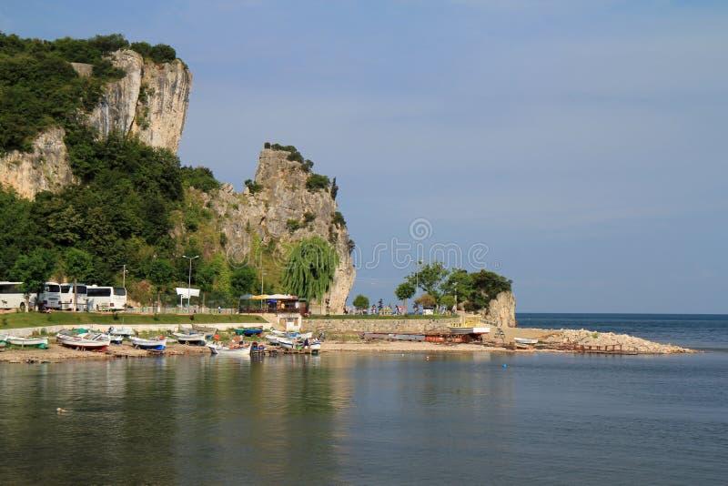 Sul Mar Nero fotografia stock libera da diritti