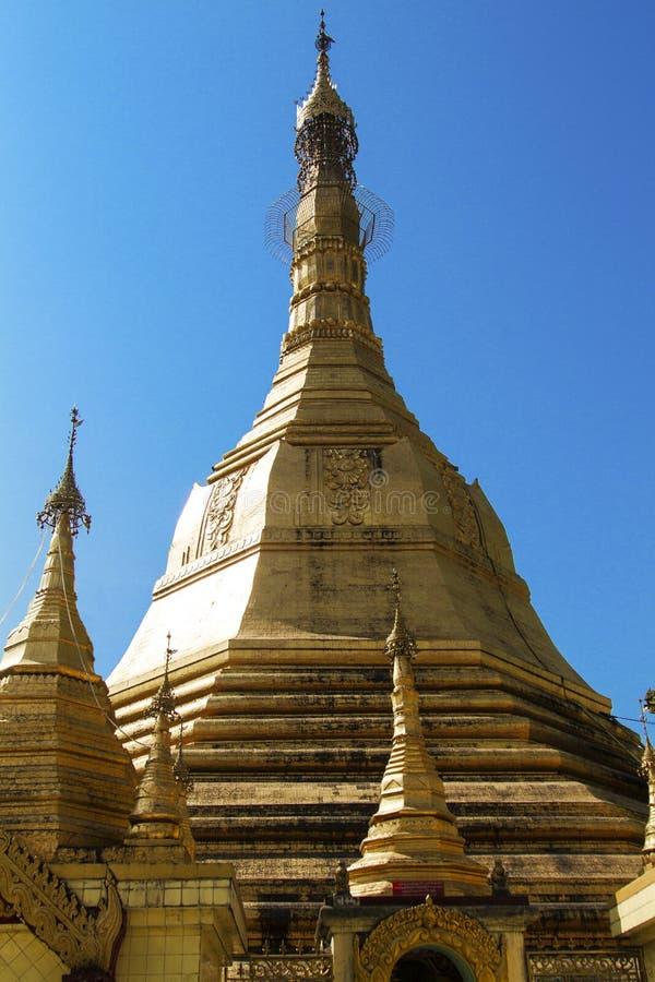 sule yangon pagoda myanmar стоковые изображения rf