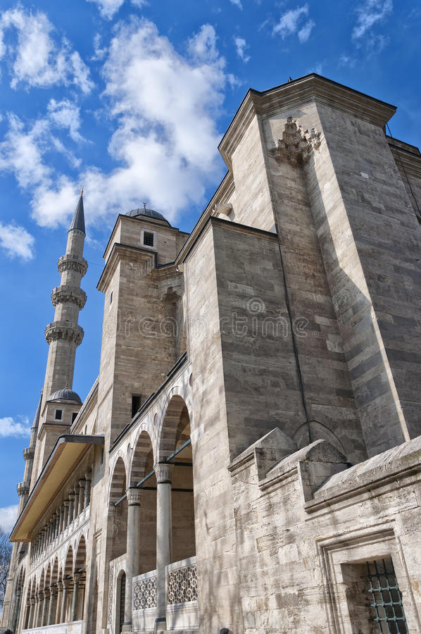 Download Suleiman Mosque 07 stock image. Image of dome, calm, ottomans - 22946437