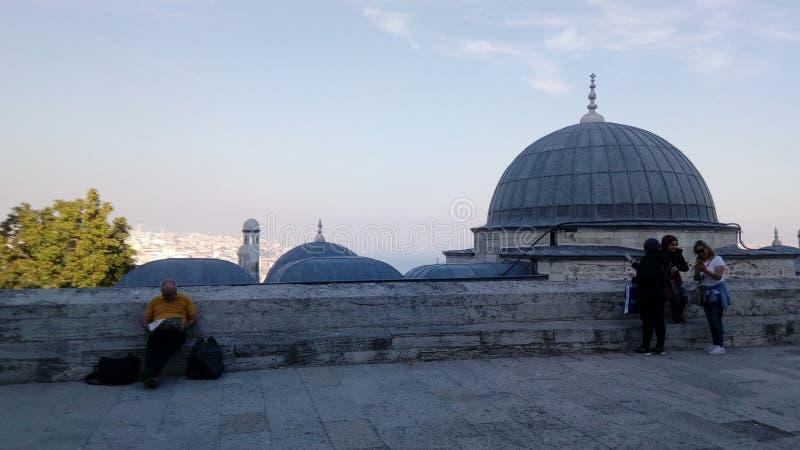 Suleymaniye lizenzfreie stockfotos