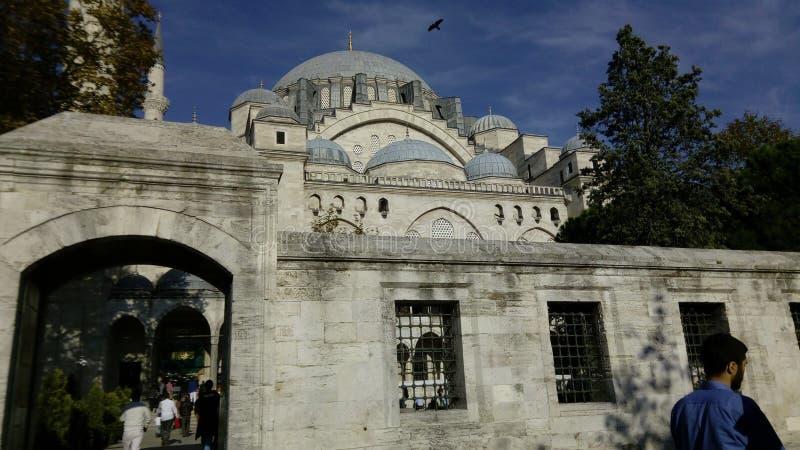 Suleymaniye stockbild