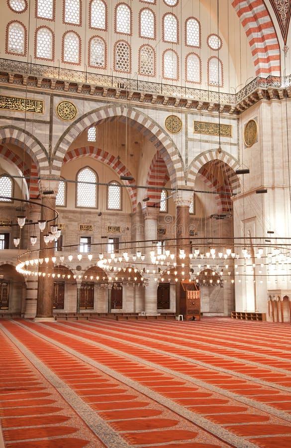 suleymaniye meczetowy suleymaniye zdjęcia royalty free