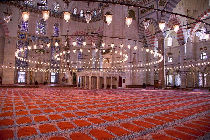 suleymaniye meczetowy suleymaniye fotografia stock