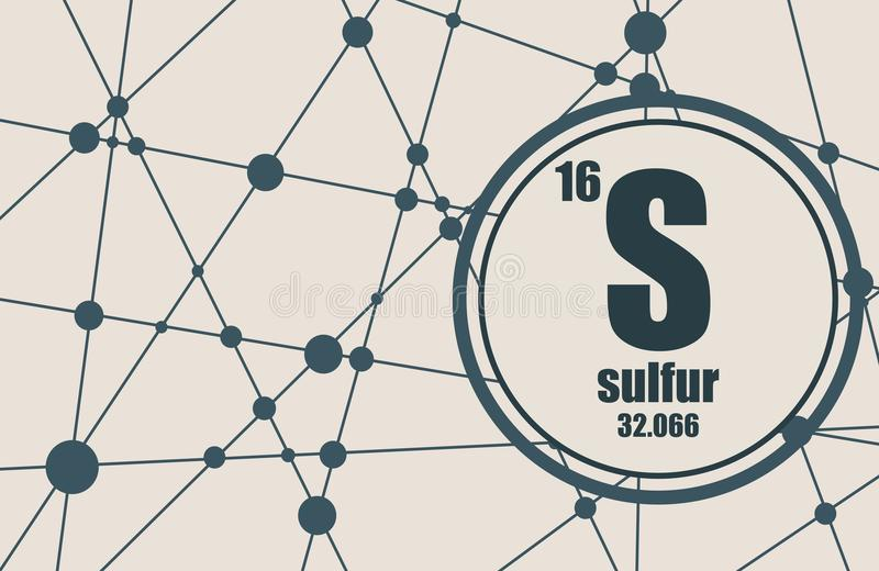 Sulfur chemical element stock vector illustration of quantum download sulfur chemical element stock vector illustration of quantum 91674856 urtaz Image collections