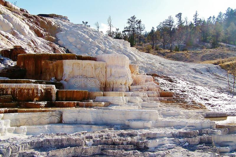Download Sulfuro imagen de archivo. Imagen de yellowstone, famoso - 44856811