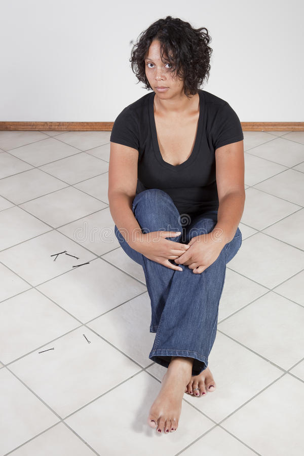 Download Sullen and Unhappy stock photo. Image of fury, unhappy - 15569820