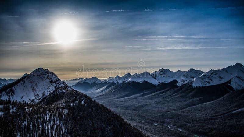 Sulphur peak stock images
