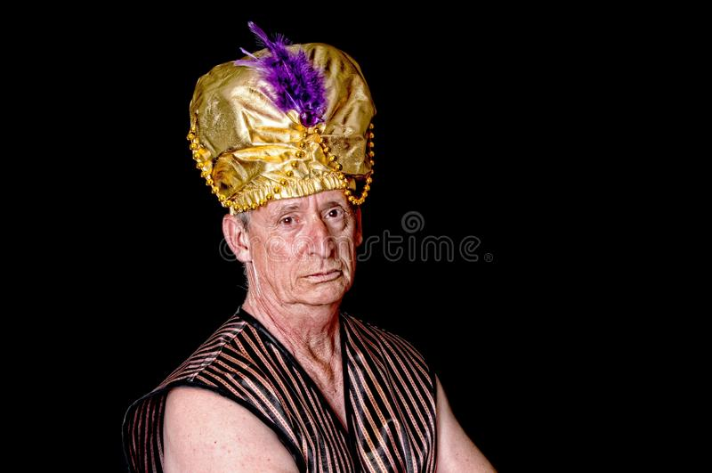 Download The Sultan stock image. Image of baron, caliph, clothing - 10392755