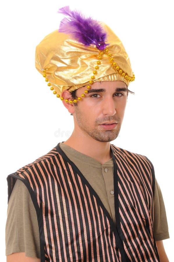 Download The Sultan stock photo. Image of elder, mogul, sheik - 19944970