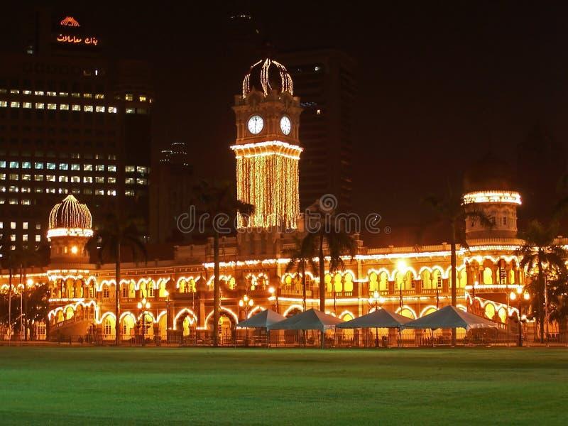 Download Sultan Abdul Samad Building Stock Photo - Image of bright, kuala: 100514