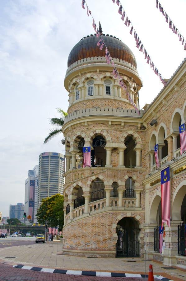 Sultan Abdul Samad Building Editorial Photography