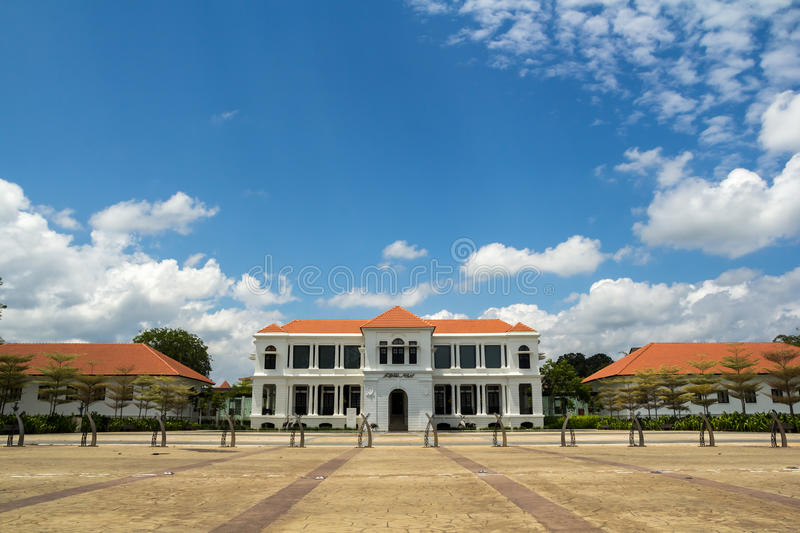 Sultan Abu Bakar Museum fotografia de stock royalty free