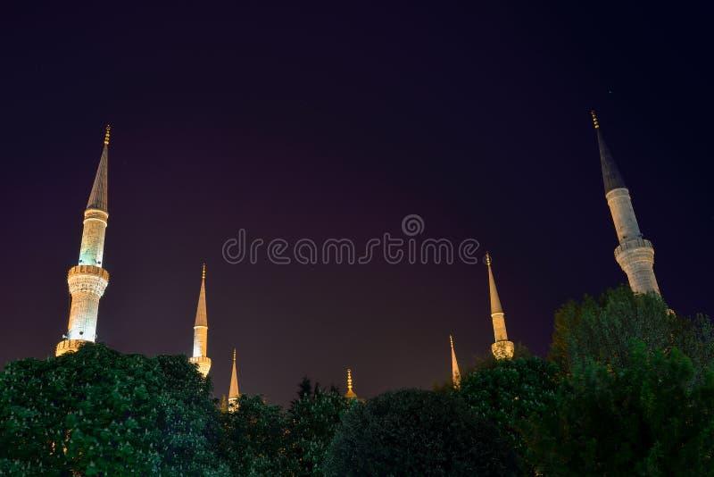Sultan Ahmed Mosque stockfotografie