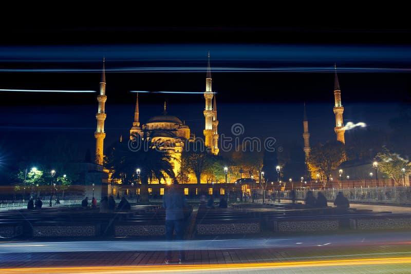 Sultan Ahmed Mosque stockbilder