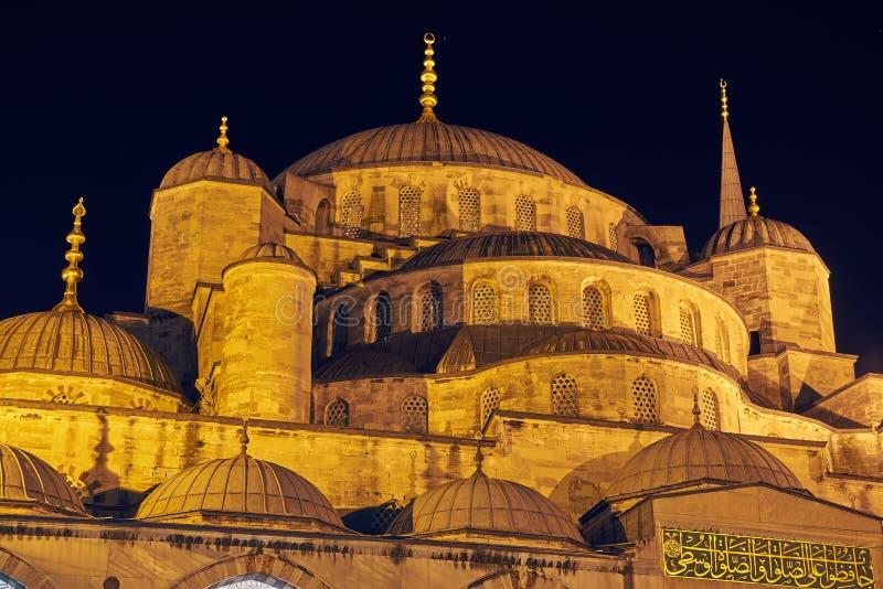 Sultan Ahmed Mosque lizenzfreies stockfoto