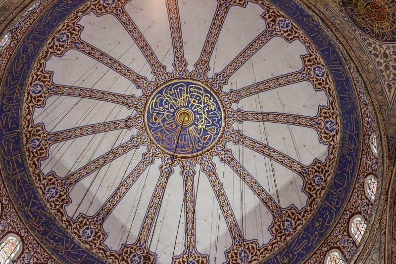 Sultan Ahmed Mosque lizenzfreies stockbild