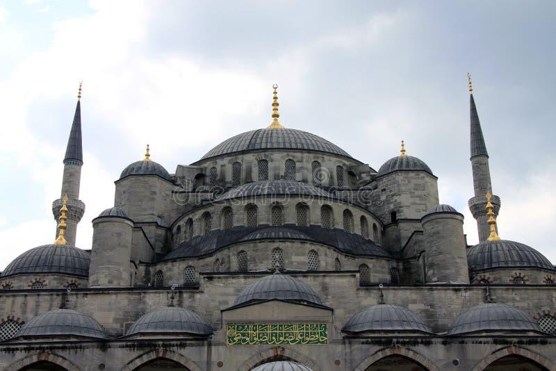 Sultan Ahmed Mosque 4 royaltyfria bilder