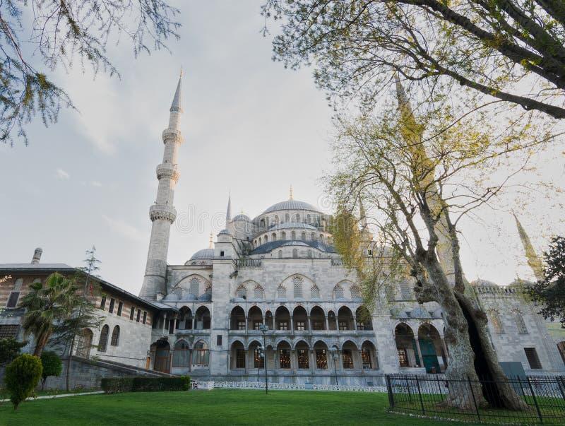 Sultan Ahmed Mosque Blue Mosque, situado en Sultan Ahmed Squar fotos de archivo libres de regalías