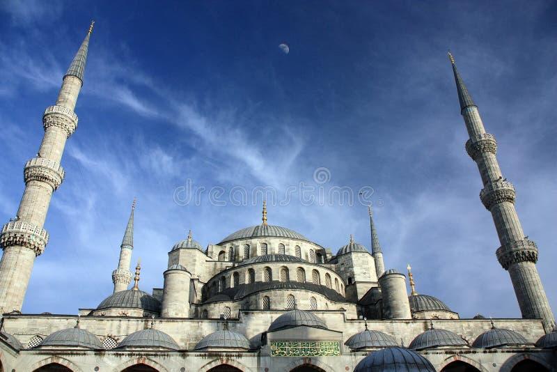 Sultan Ahmed Mosque Turkish photos libres de droits