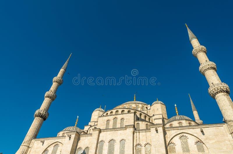 Sultan Ahmet Camii Istanbul arkivbild