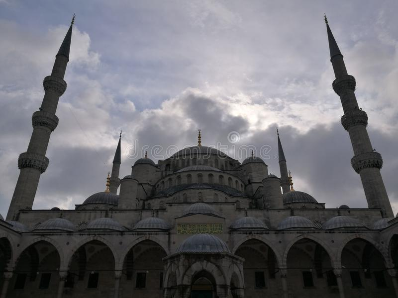 Sultan Ahmet Mosque photographie stock