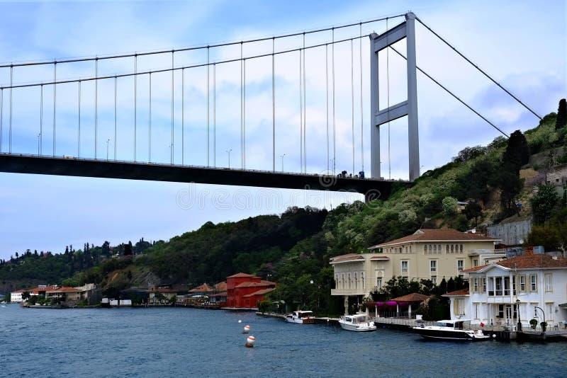 sultan de Mehmet de fatih de passerelle photos stock