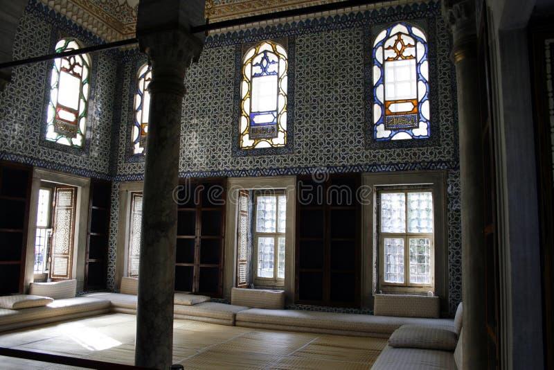 sultan för åhörarelokal s royaltyfri foto