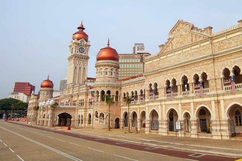 sultan f?r abdul byggnadssamad royaltyfria foton