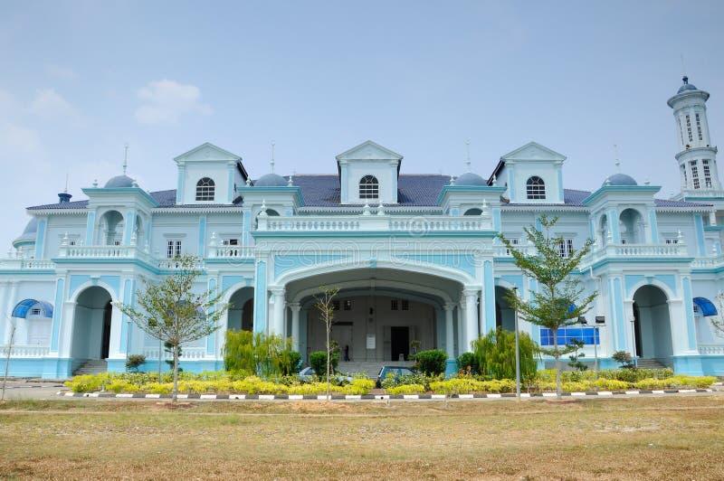 Sultan Ismail Mosque in Muar fotografie stock