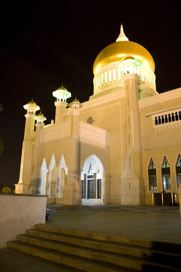 Download Sultan Omar Ali Saifuddien Mosque, Brunei Stock Photos - Image: 12220333