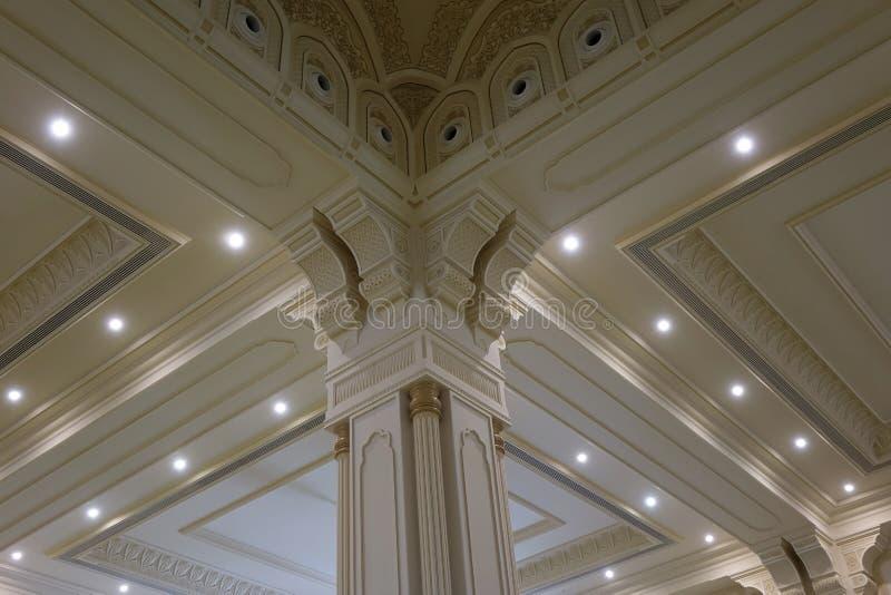 Sultan Qaboos Grand Mosque dans Salalah, région de Dhofar de l'Oman photo stock