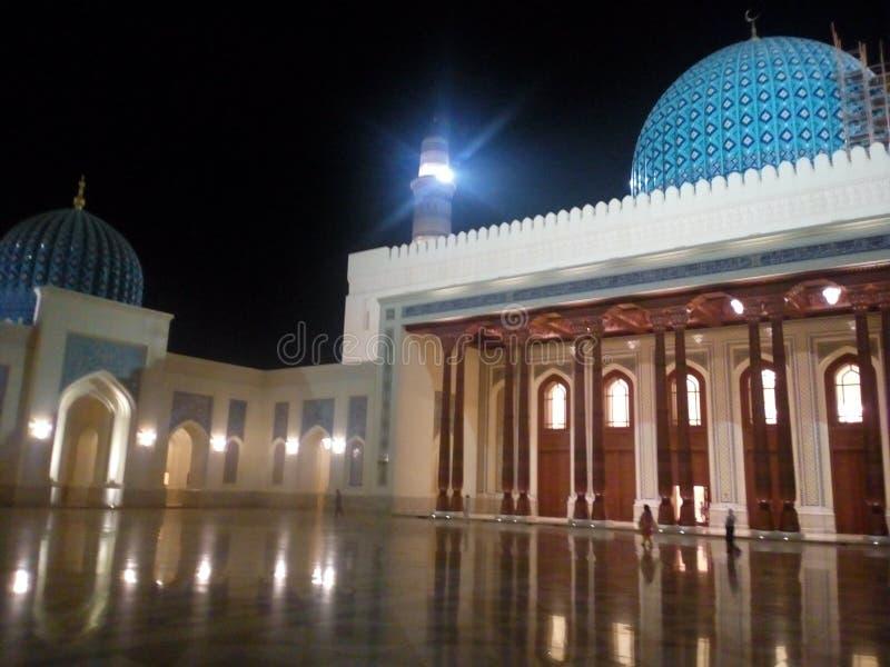 Sultan Qaboos Mosque Sohar imagen de archivo