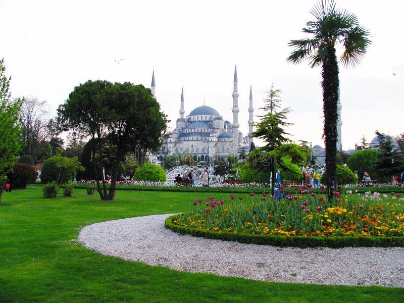 SultanAhmet immagine stock libera da diritti