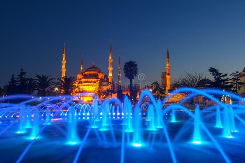 Sultanahmet foto de archivo libre de regalías