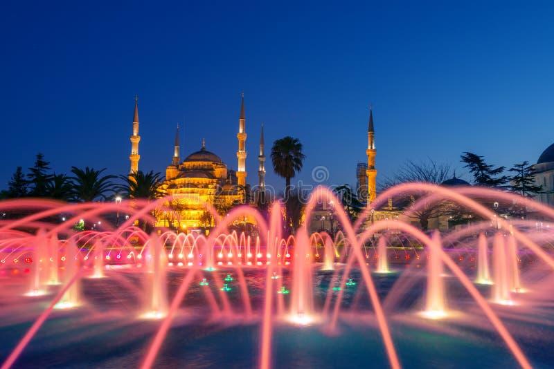 Sultanahmet royaltyfri fotografi