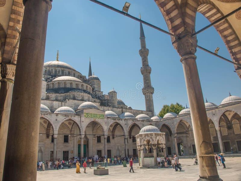 Sultanahmet Cami Blue Mosque fotos de stock royalty free