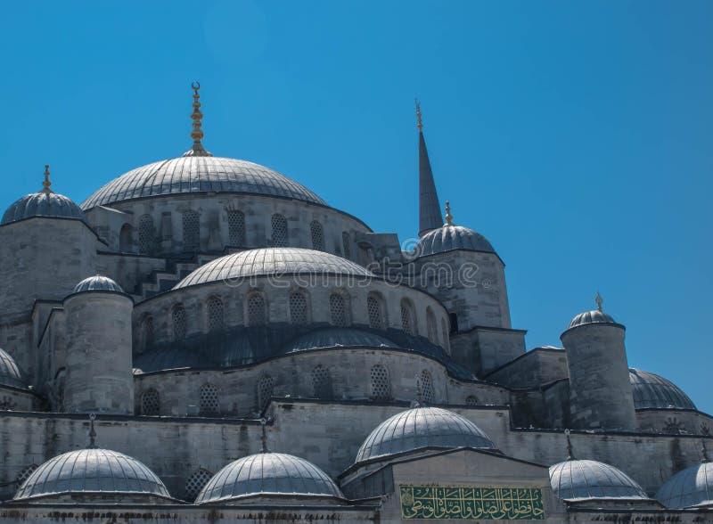 Sultanahmet Cami Blue Mosque imagen de archivo