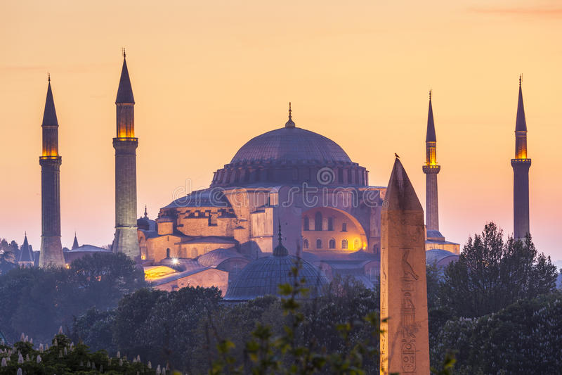 Sultanahmet Camii / Blue Mosque, Istanbul, Turkey stock photos