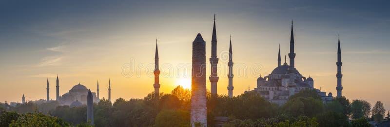 Sultanahmet Camii/mezquita azul, Estambul, Turquía fotos de archivo libres de regalías