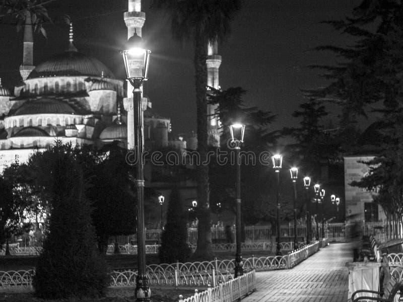 Sultanahmet, Istanbul stockbild