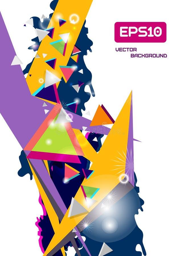 sumário 3d ilustração do vetor