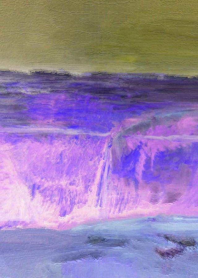 Sumário Arte Pintura gráfico Abstracção retrato ilustração do vetor