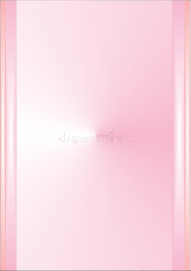 Sumário cor-de-rosa foto de stock royalty free