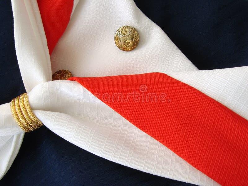 Sumário da blusa do marinheiro imagem de stock royalty free