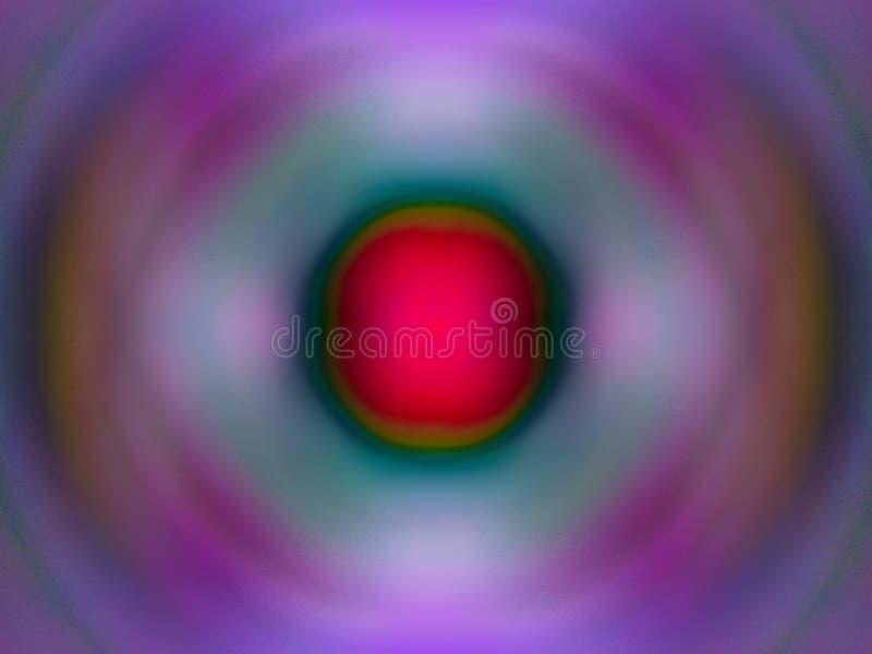 Sumário da esfera da cereja imagem de stock