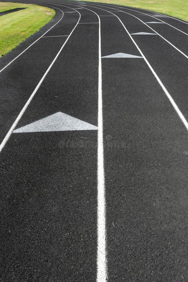 Sumário do atletismo fotos de stock royalty free
