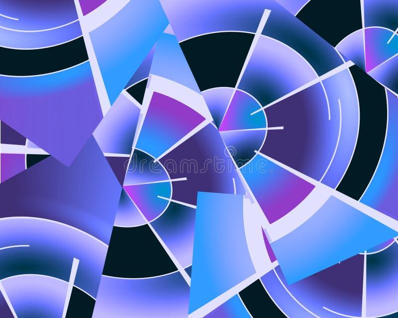 Download Sumário do azul ilustração stock. Ilustração de conceito - 16862631