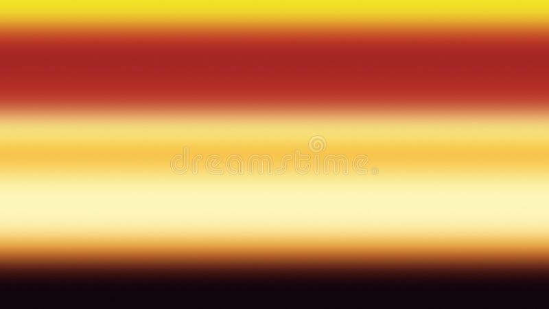 Sumário do inclinação do fundo do céu do ouro, luz brilhante foto de stock