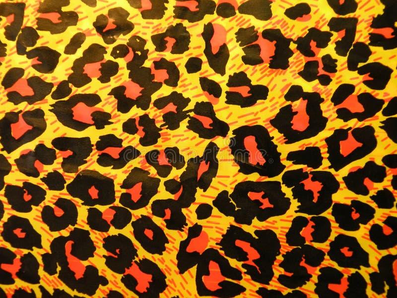 Sumário do leopardo foto de stock royalty free