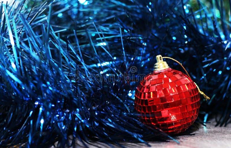 Sumário do Natal, e decoração do ano novo imagem de stock royalty free